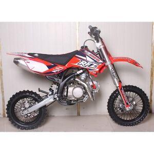 MINI MOTO DEPOT MOTOCROSS PIT BIKE ORION APOLLO  125CC