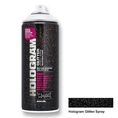 (17,38€/L) Montana Hologram Glitter Spray 400 ml Sprühdose