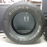 For Sale: Set of 275/65/18's