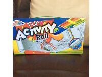 Fun Activity Roll