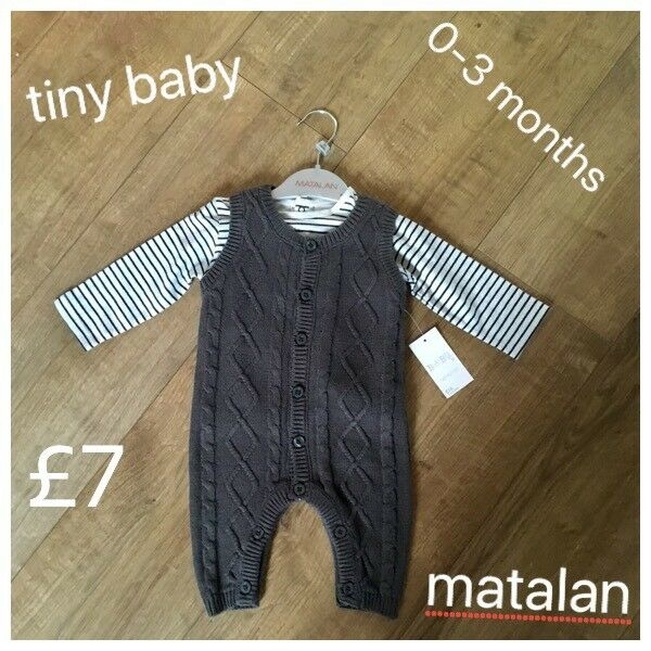 50117cafe 0-3 months boys new clothing