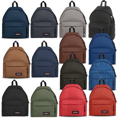 Eastpak Padded Pak'R Rucksack Schule Freizeit Sport Tasche EK620 Backpack