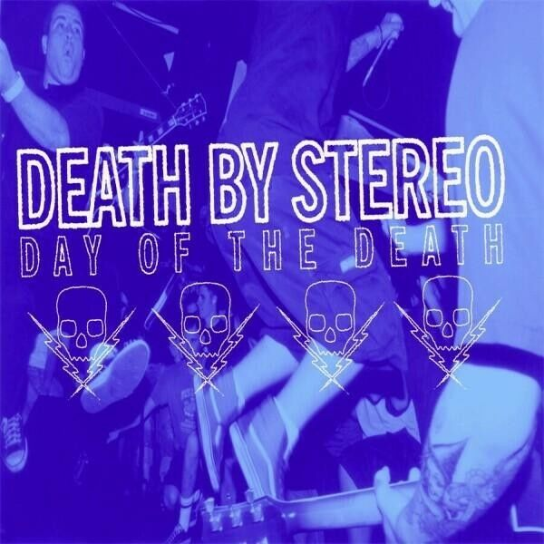 "DEATH BY STEREO ""DAY OF THE DEATH"" CD NEU !!!!"