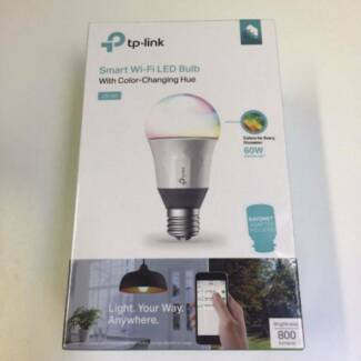 Brand new sealed TP-Link Smart Wi-Fi LED Bulb with Color-changing