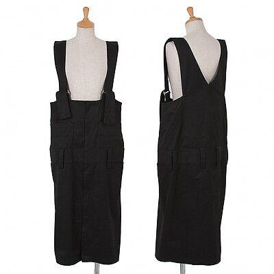 LIMI feu Cotton Jumper Skirt Size S(K-45583)
