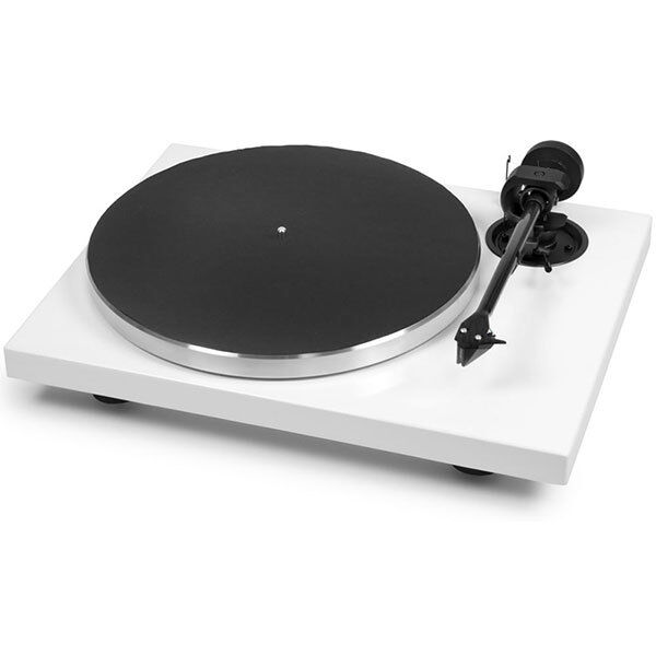 Pro-Ject 1xpression Carbon Classic White Record Player New,
