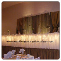 Aylmer Wedding Decorator - Wedding Connections