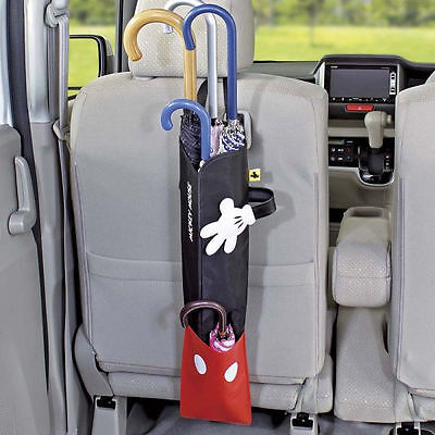 Mickey Mouse Accessories (DISNEY Mickey Mouse Seat Back Umbrella Holder Car)