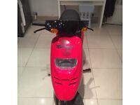 Piaggio typhoon 125cc