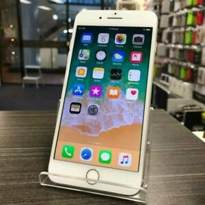 Good Condition iPhone 7 Plus Silver 256G AU MODEL INVOICE WARANTY