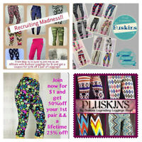 START YOUR OWN LEGGING BUSINESS TODAY FOR $1