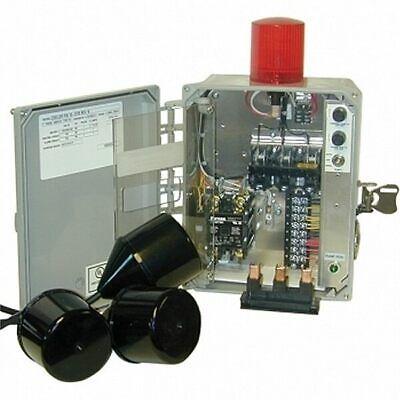 Zoeller 10-1037 - Simplex Control Panel Alarm W 115v230v 1ph Nema 4x 7-1...