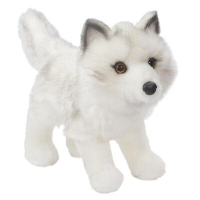 Douglas Snow Queen ARCTIC FOX Plush Toy 10