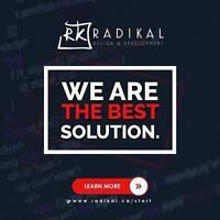 Best Deals E-commerce Website Logo Design SEO & Lead Generation!