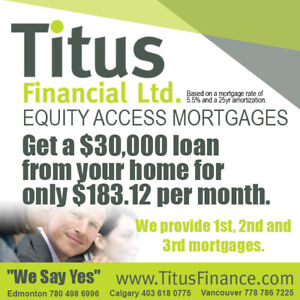 Equity Access Mortgage