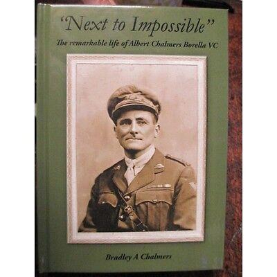 History Albert Borella VC & 26th Battalion AIF WW1 Gallipoli Western Front Book