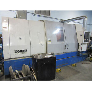 Daewoo Puma 15 CNC Turning Center for SALE