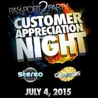 VIPStereo Customer Appreciation Night