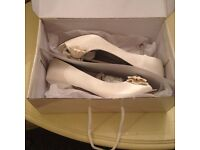 Beautiful shoes for wedding or special occasion