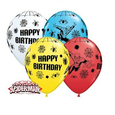 Marvel Ultimate Spider-Man Happy Birthday 11