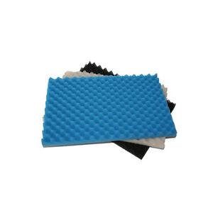 Pond koi fish filter media 3 foam set 18 x 25 46cm x for Koi filter set