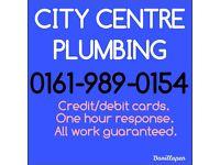 CITY CENTRE PLUMBING. Plumber. Emergency plumber.
