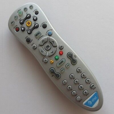 AT&T U-verse TV Standard Remote Control in excellent pre-owned condition