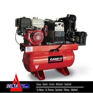 Brand New Case IH 3 In 1 Compressor/Generator/Weld