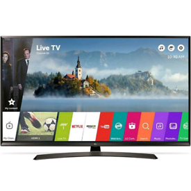 LG 49inch UHD HDR 4k Smart TV WiFi built in YouTube Netflix etc