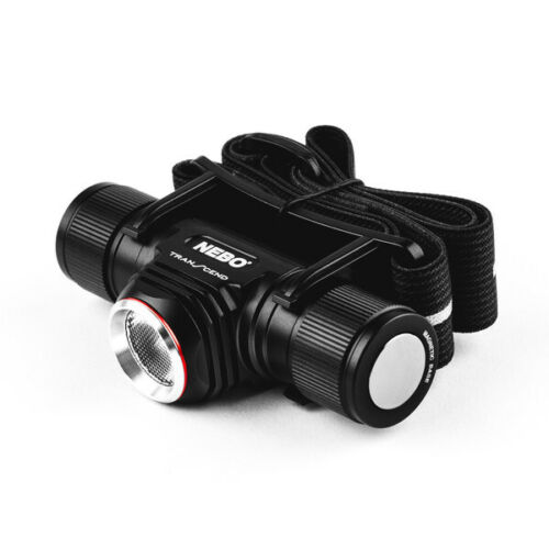 Nebo 7001 Rechargeable Headlamp Flashlight Worklight Transcend 1000 Lumen LED