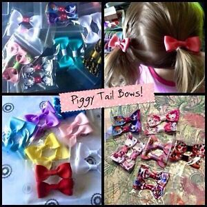 Affordable hair accessories made in Canada!