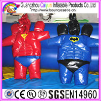 Kids Sumo Batman vs Superman
