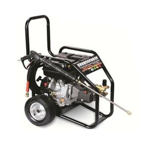 Commercial Gas Pressure Washer 13HP 4.7GPM 250Bar