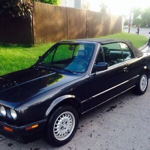 BMW convertible 318 ic   1991