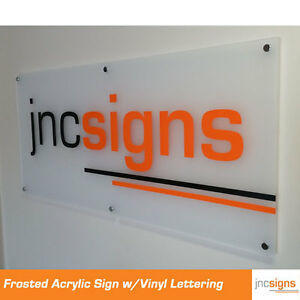 ★ OFFICE SIGNS ★ 3D Lettering / Acrylic Signs / Vinyl Graphics