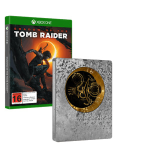 Shadow of the Tombraider Steelbook Edition Xbox One