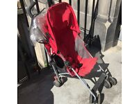 McLaren's Child buggy pushchair