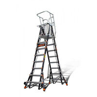 Little Giant   Extention Step Ladder