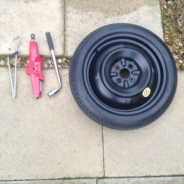 Mazda MX5 2016 and onwards space saver spare wheel