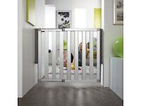 Numi premium extending aluminium safety gates