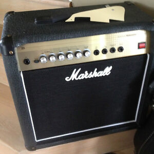 Combo Epiphone/Gibson Les Paul - Ampli Marshall West Island Greater Montréal image 7