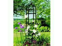 Classical garden obelisk £10