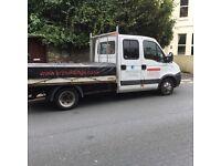 Iveco crew cab tipper 2009