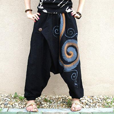[TiKiTiKe] Hippie style Bohemian Ethnic one size 100%cotton women