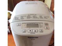 Panasonic bread maker SD2500
