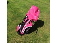 Golphinforkids Girls Golf Set