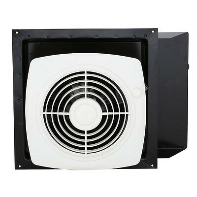 Broan 509s 180 Cfm Through-the-wall Exhaust Fan With Onoff Switch