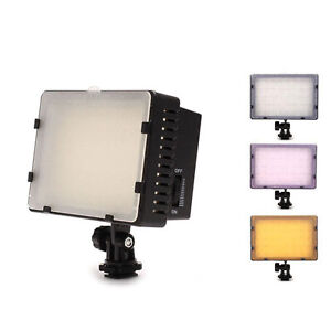 NEW-LED-Video-Light-for-Canon-Rebel-T3i-t2i-t1i-t3-Nikon-D7000-D5100-D5000-D90