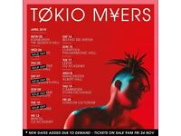 Tokio Myers 19/04/2018 at Cambridge