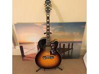 Epiphone Eletro Acoustic Guitar